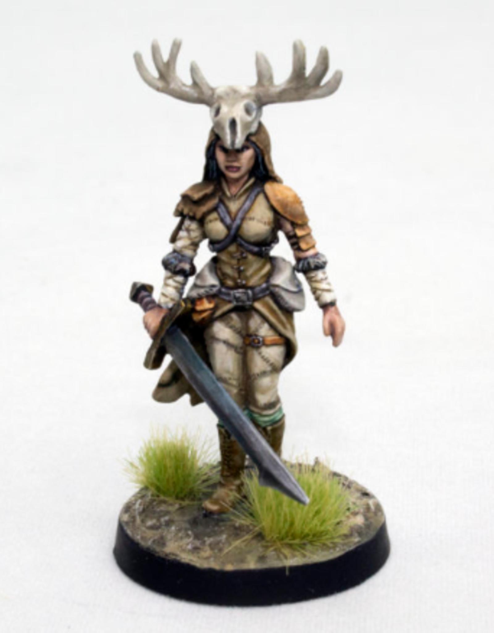 Stag Warrior