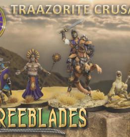 Traazorite Crusaders Starter Box