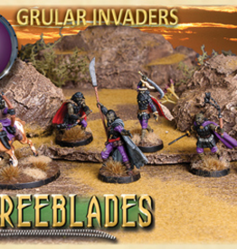 Grular Invaders Starter Box