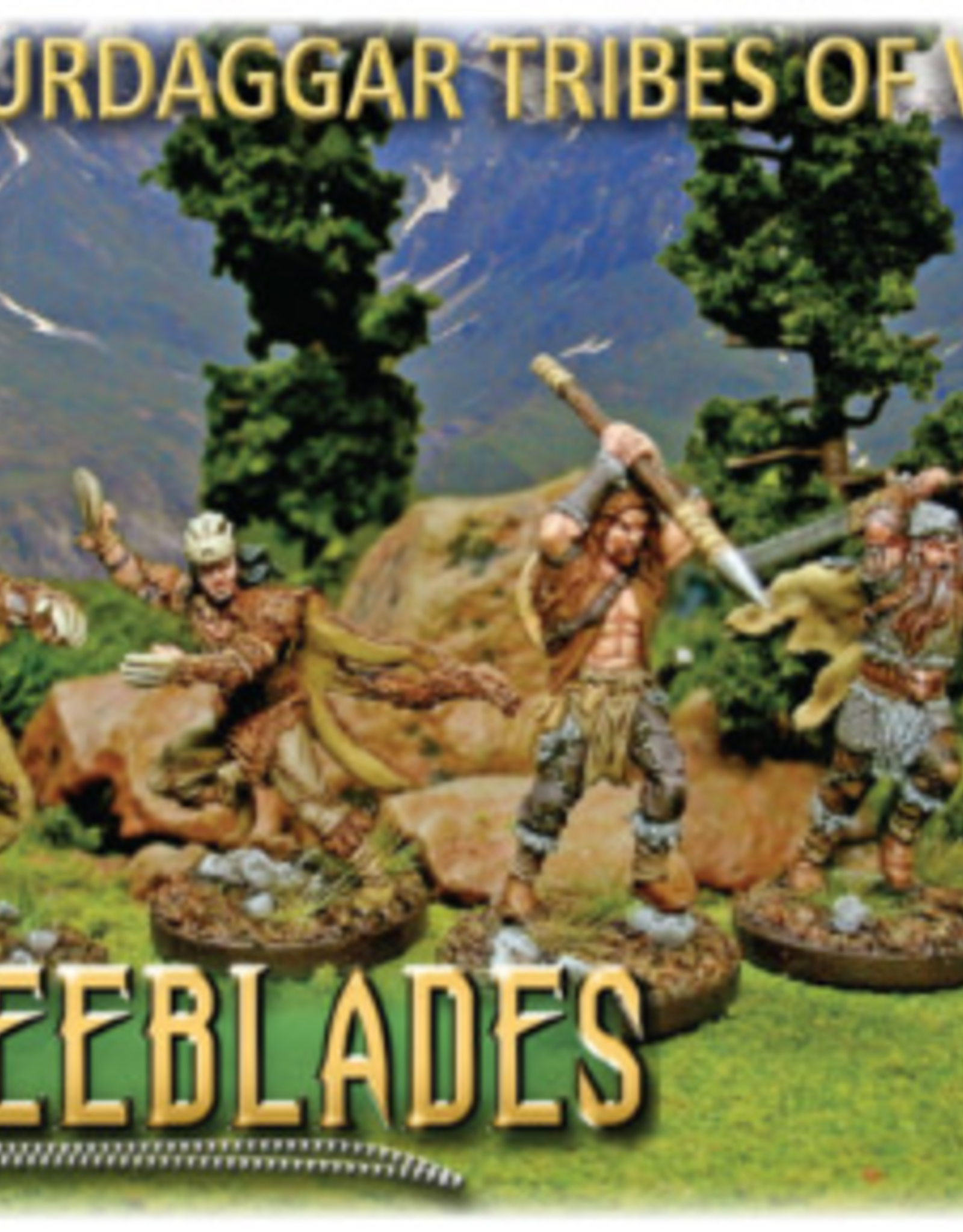Urdaggar Tribes of Valor Starter