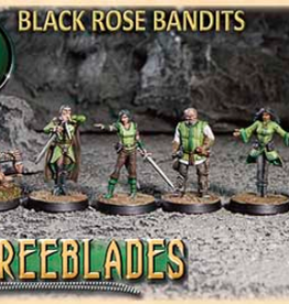 Black Rose Bandits Starter Box