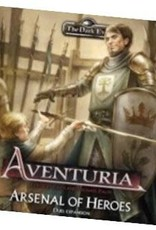 The Dark Eye: Aventuria Adventure Card Game - Arsenal of Heroes Duel Expansion