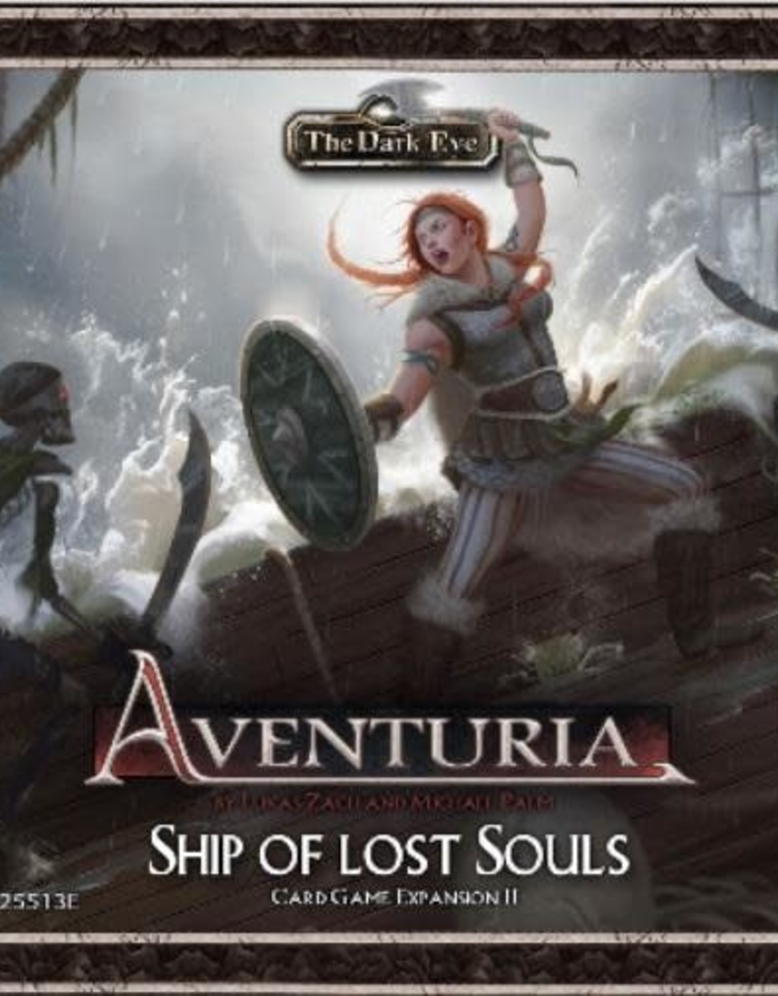 The Dark Eye: Aventuria Adventure Card Game - Ship of Lost Souls Expansion