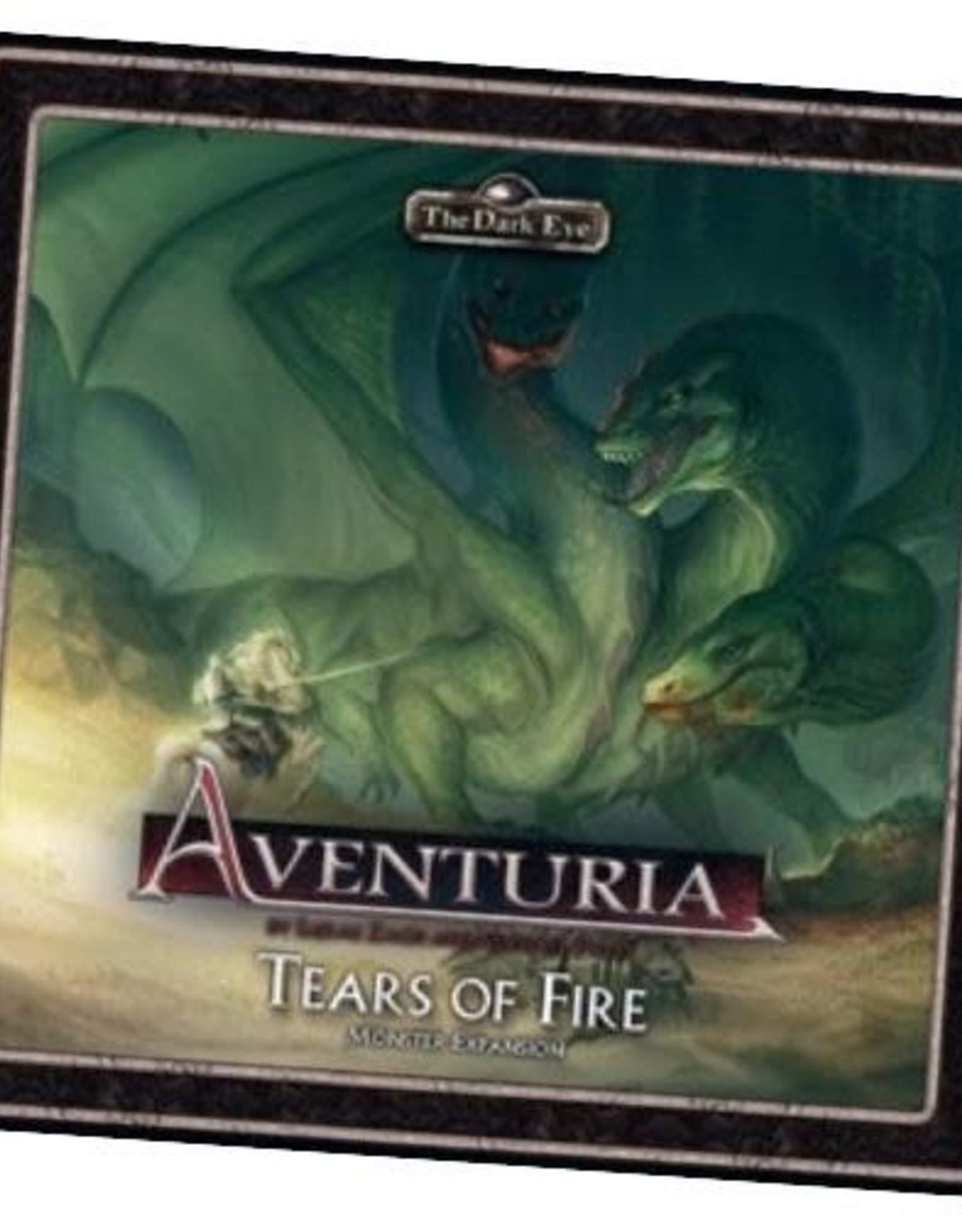 The Dark Eye: Aventuria Adventure Card Game - Tears of Fire Expansion