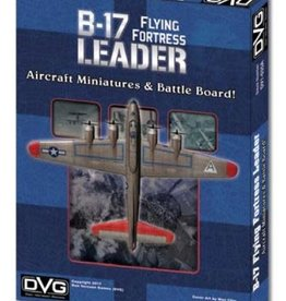 B-17 Flying Fortress Leader Aircraft Miniatures