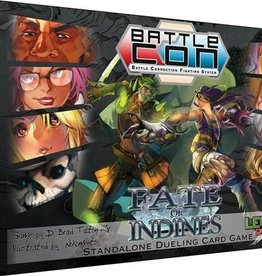 BATTLECON EXPANSION FATE OF INDINES