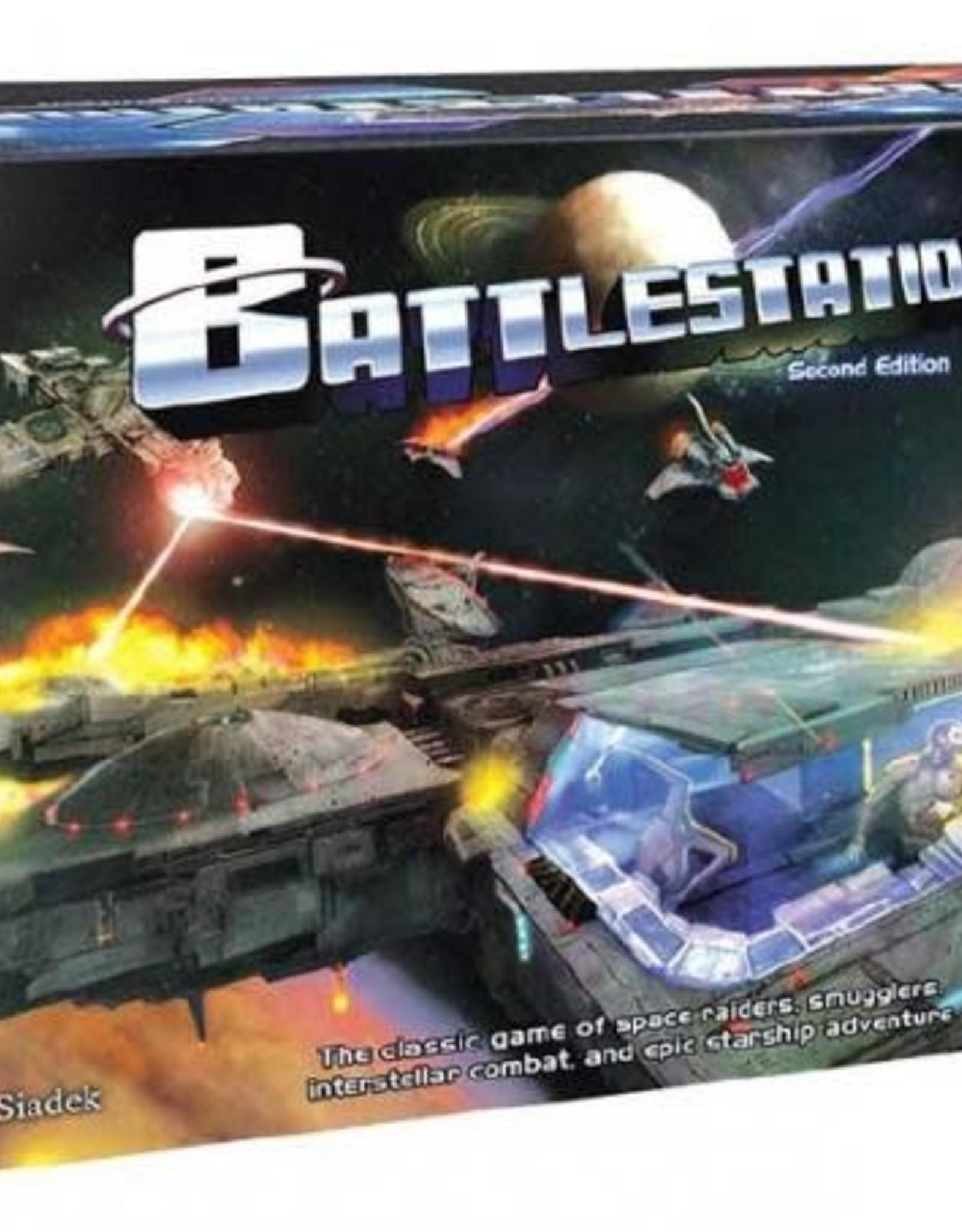 Battlestations: Second Edition Box