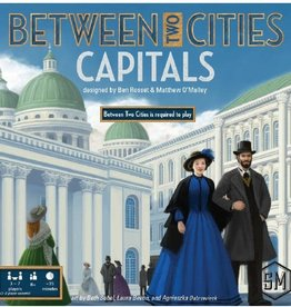Between Two Cities: Capitals Expansion