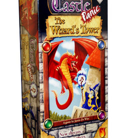 CASTLE PANIC EXPANSION WIZARD TOWER