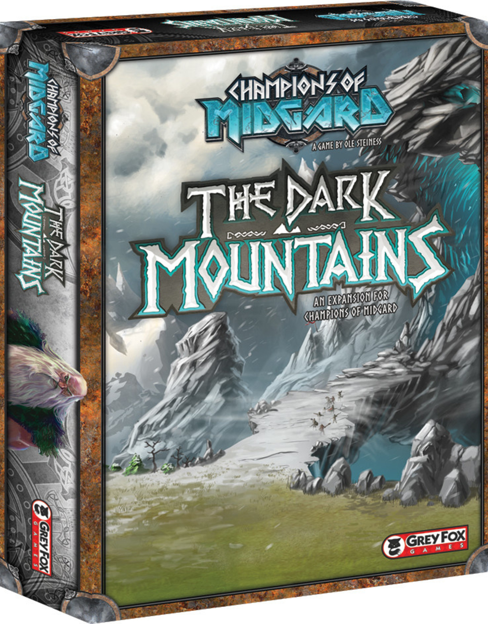 CHAMPIONS OF MIDGARD EXP THE DARK MOUNTAINS