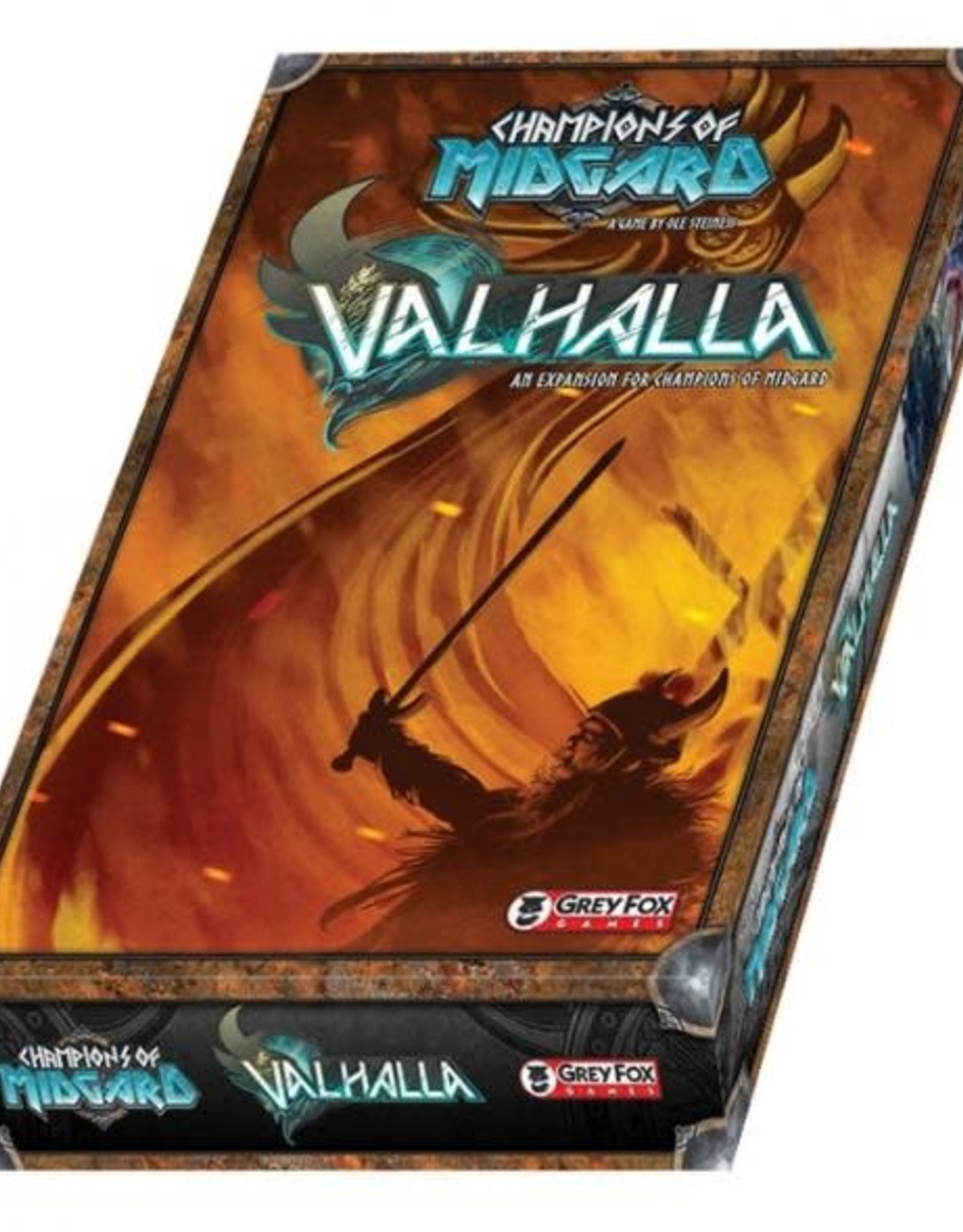CHAMPIONS OF MIDGARD EXP VALHALLA