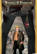 Colt Express: Marshall and Prisoners Expansion