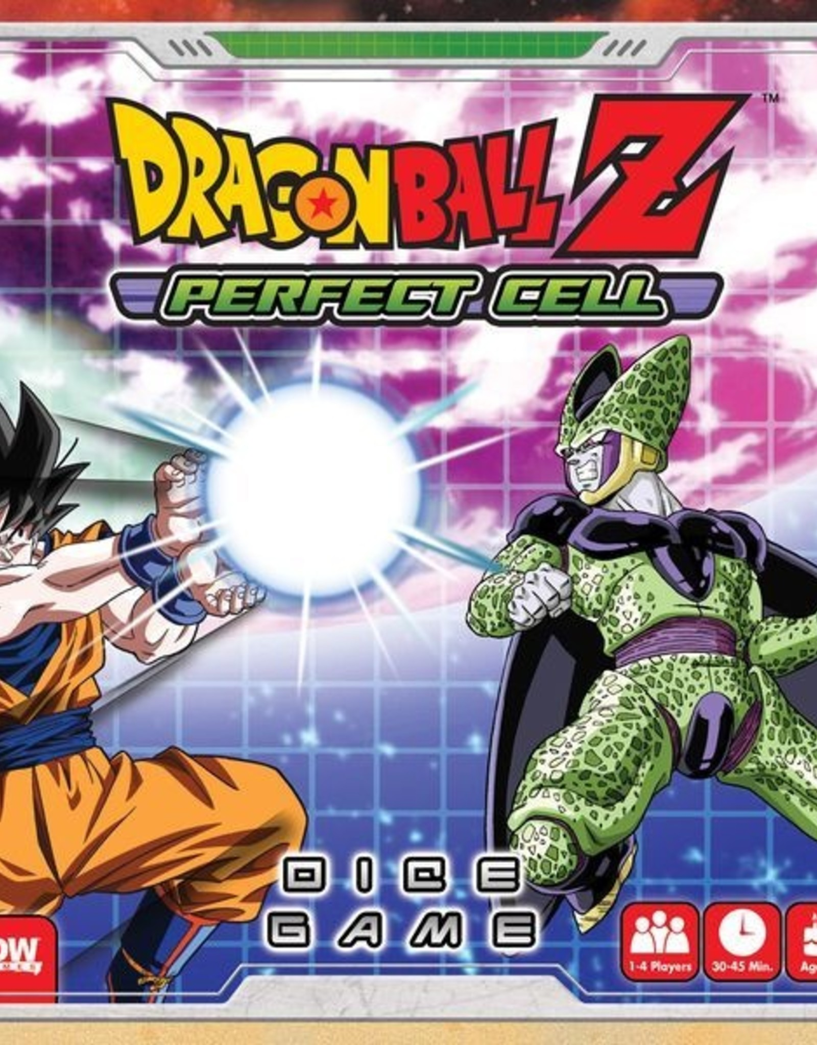Dragon Ball Z: Perfect Cell Dice Game