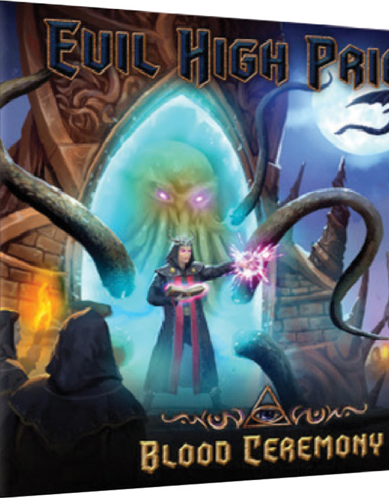 Evil High Priest: The Bloody Ceremony Expansion