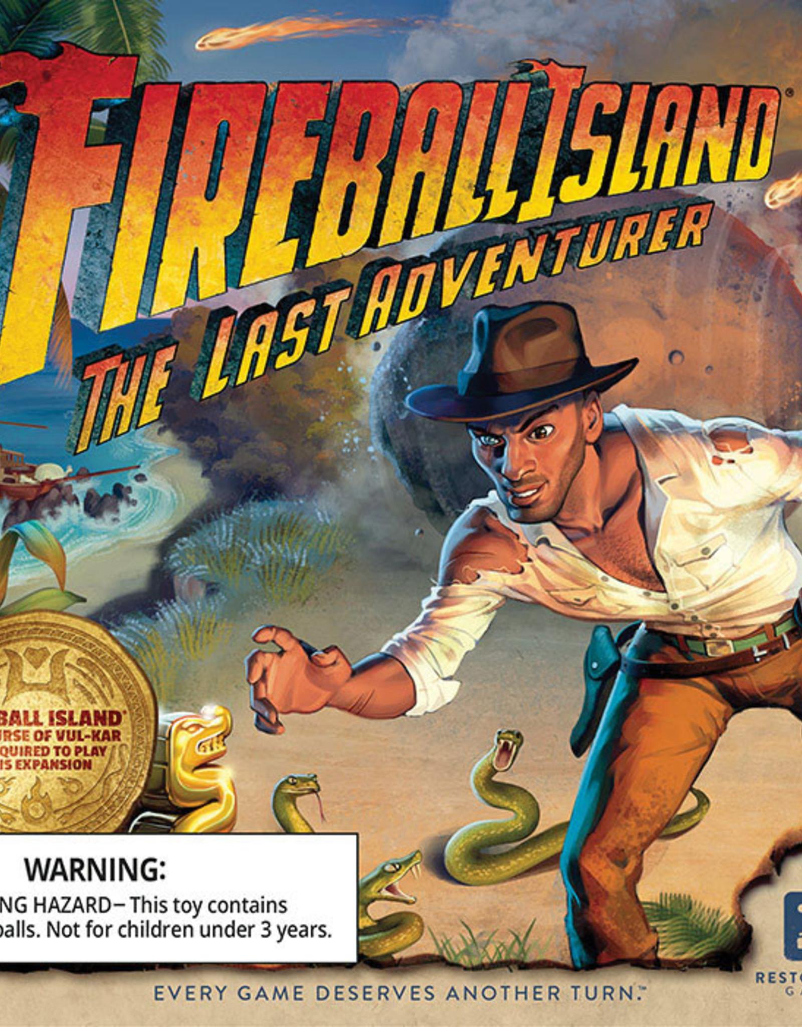 Fireball Island: Last Adventurer
