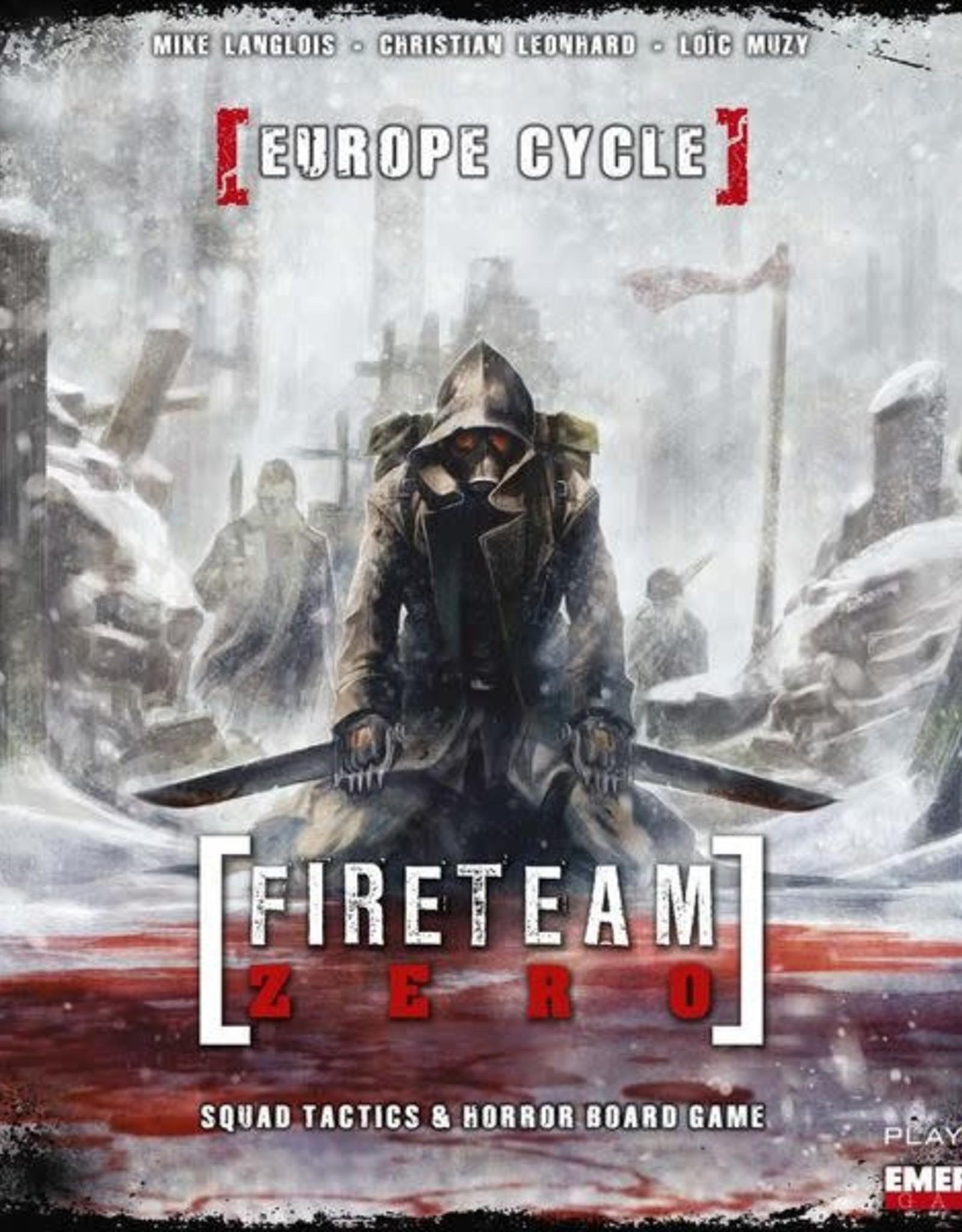 Fireteam Zero: Europe Cycle Expansion