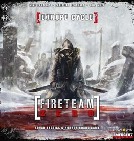 Fireteam Zero: Europe Cycle Expansion