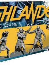 Highlander The Board Game Princes of Universe