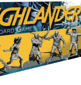 Highlander The Board Game Princes of Universe