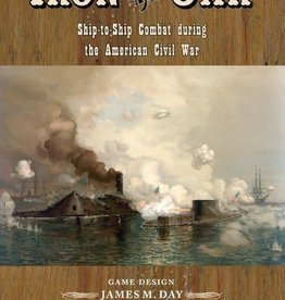 GMT Iron and Oak: Civil War Ship Combat