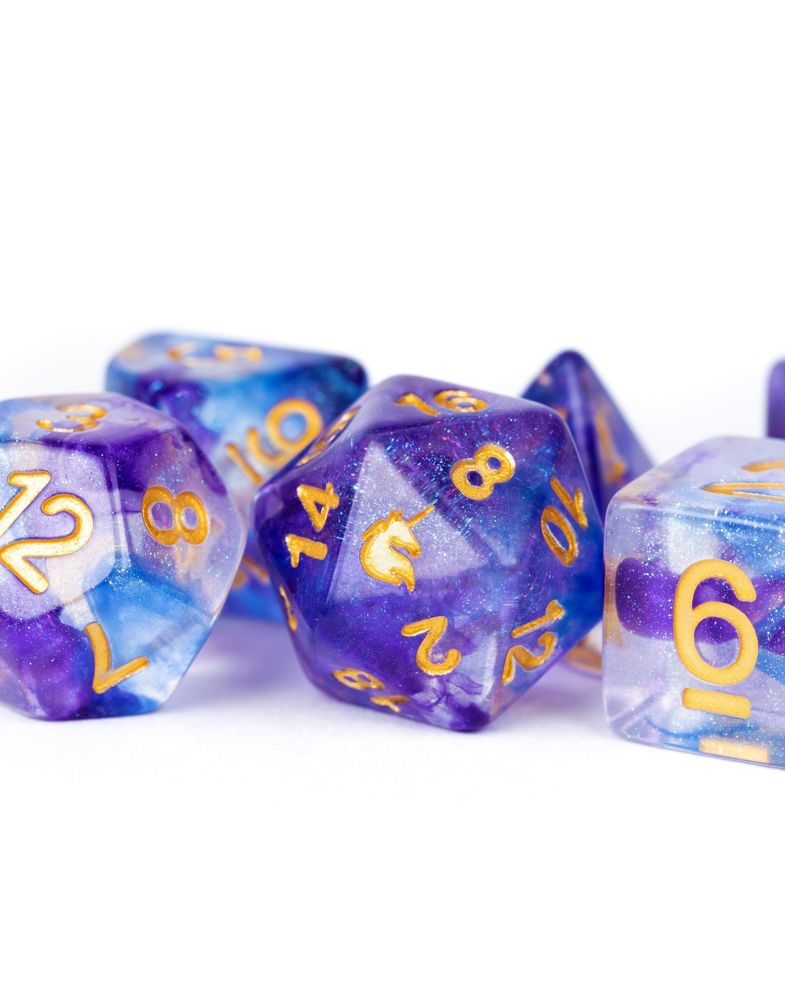 MDG Unicorn Dice: Midnight Fantasy