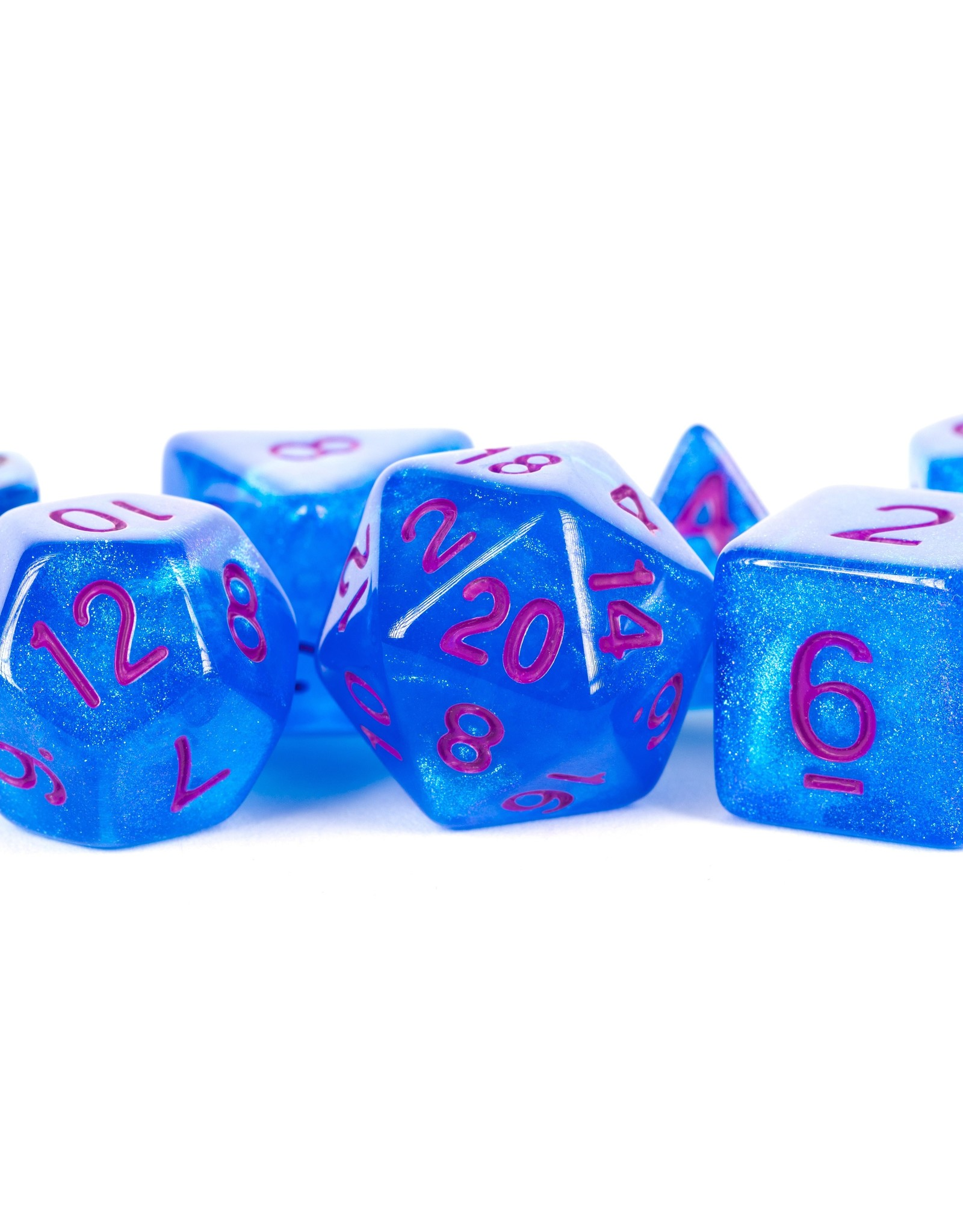 MDG Stardust: Blue w/ Purple Numbers