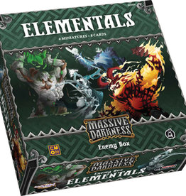 Massive Darkness: Elementals Enemy Box