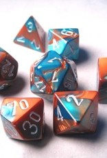 Gemini 6: Poly D10 Copper Teal/Silver (10)