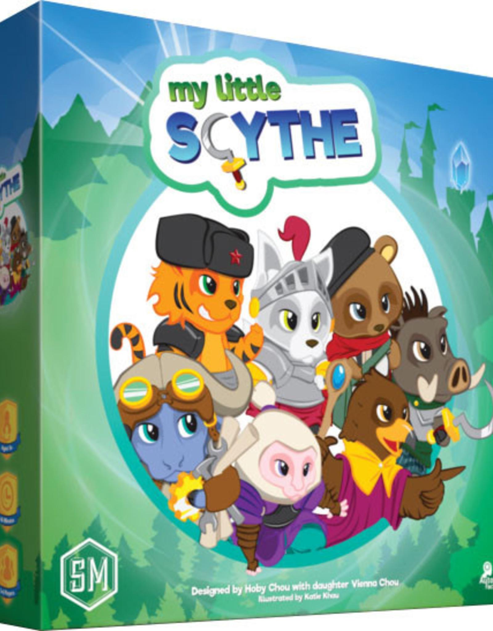 Scythe: My Little Scythe