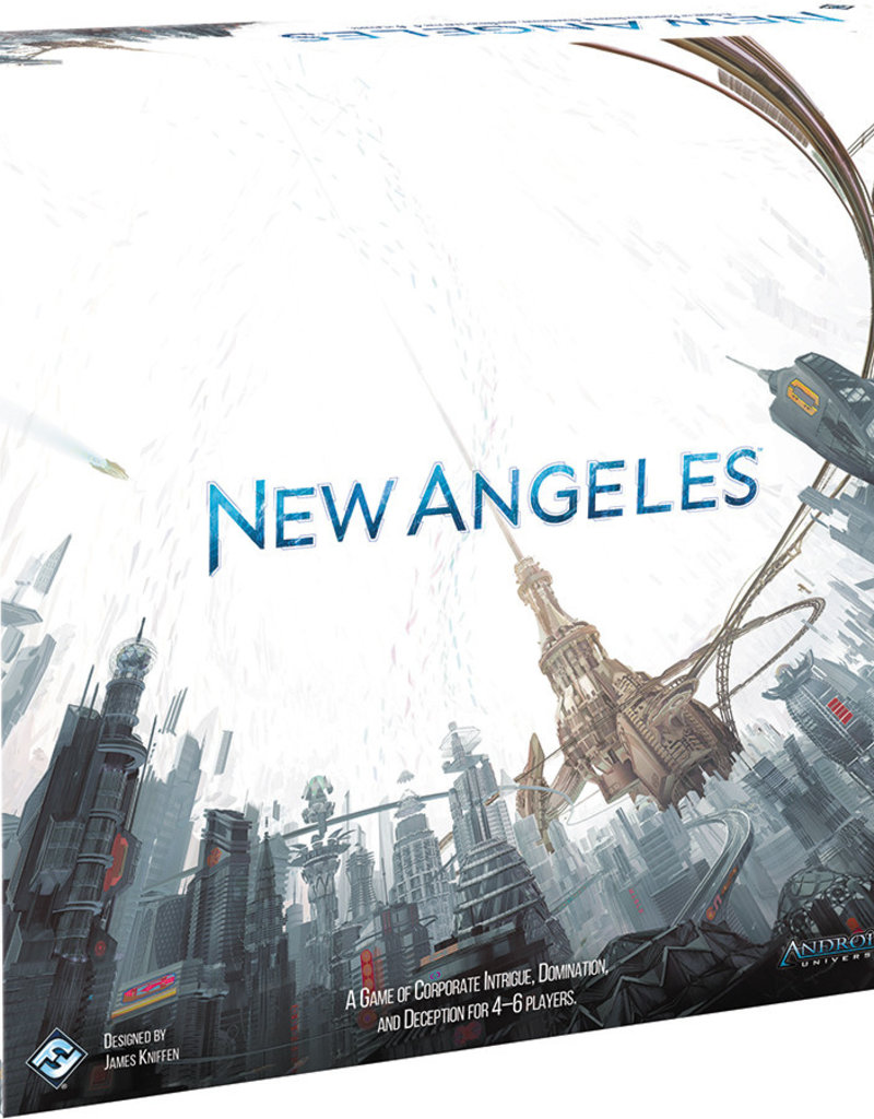 Android: New Angeles (stand alone)
