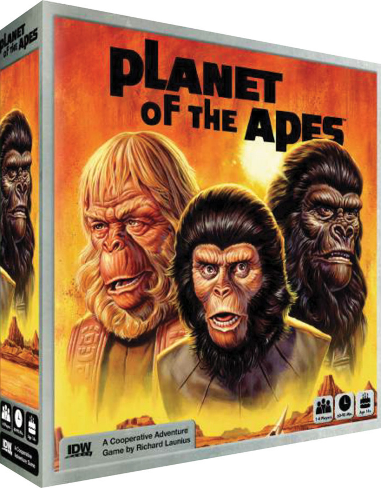 Planet of the Apes Game