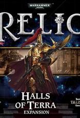 Warhammer 40K Relic: Halls of Terra Expansion