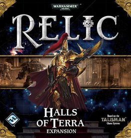 Warhammer 40K Relic: Halls of Terra Expansion