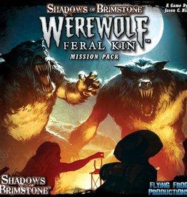 Shadows of Brimstone: Werewolf Feral Kin