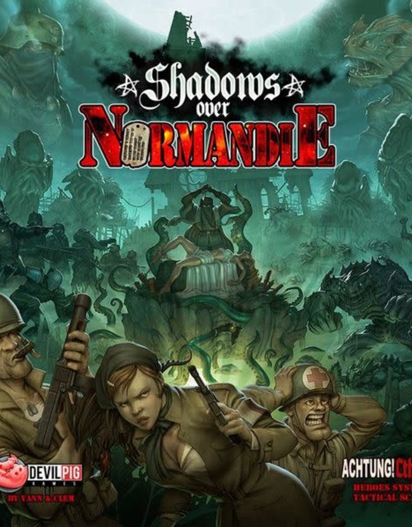 SHADOWS OVER NORMANDIE