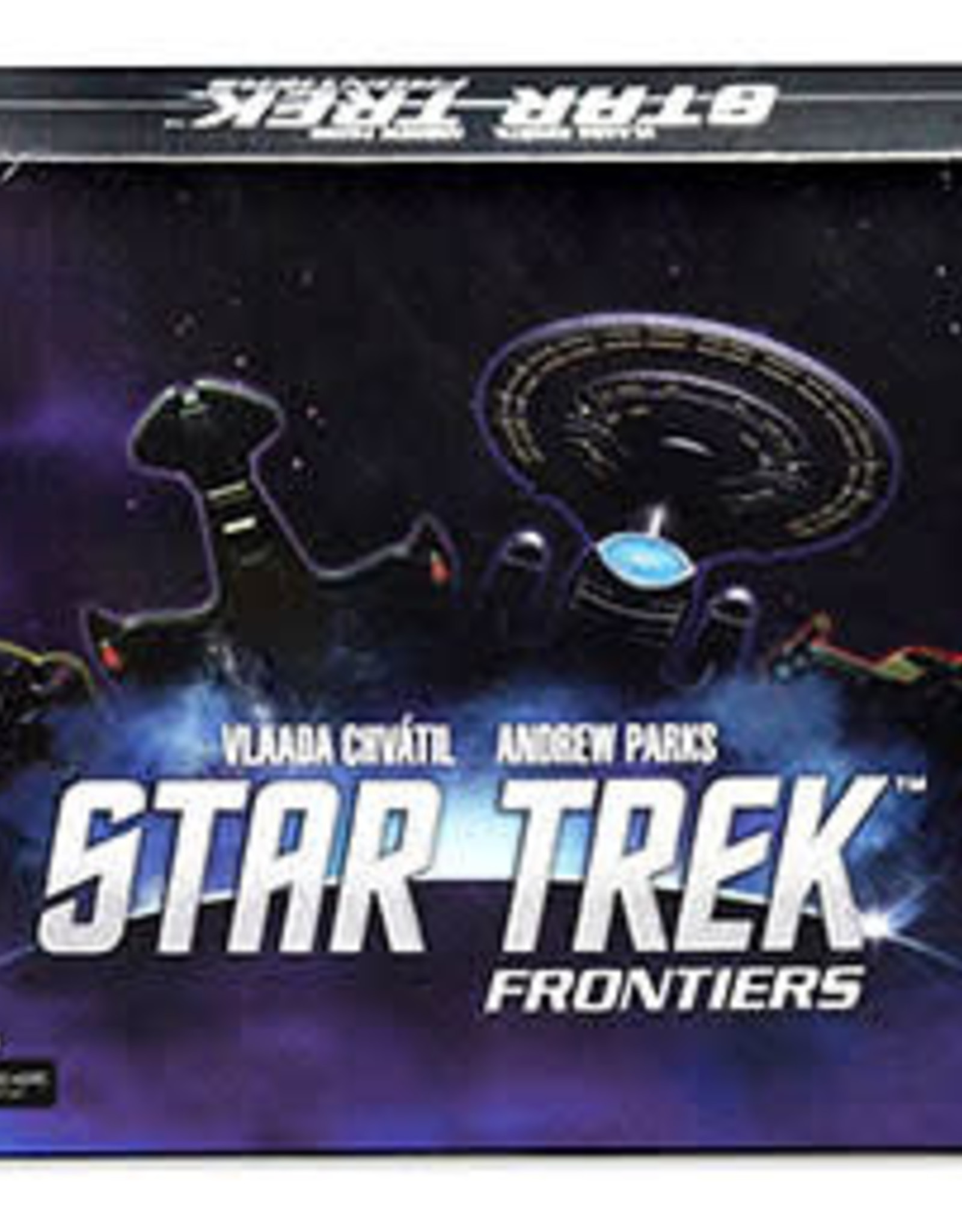 Star Trek: Frontiers Board Game