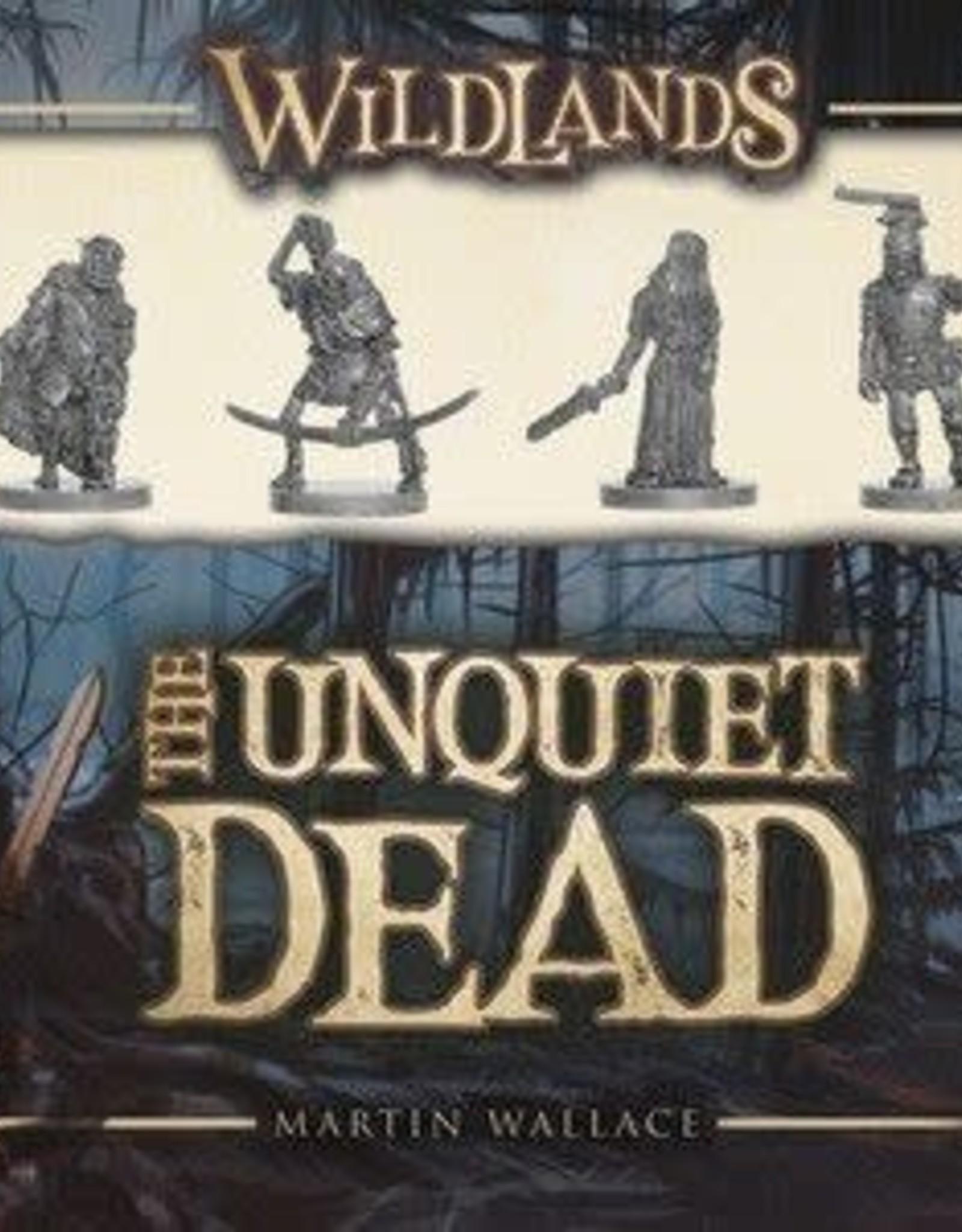 Wildlands: The Unquiet Dead