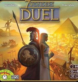 Asmodee: Top 40 7 Wonders: Duel (stand alone)