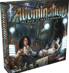 Plaid Hat Games Abomination: Heir of Frankenstien