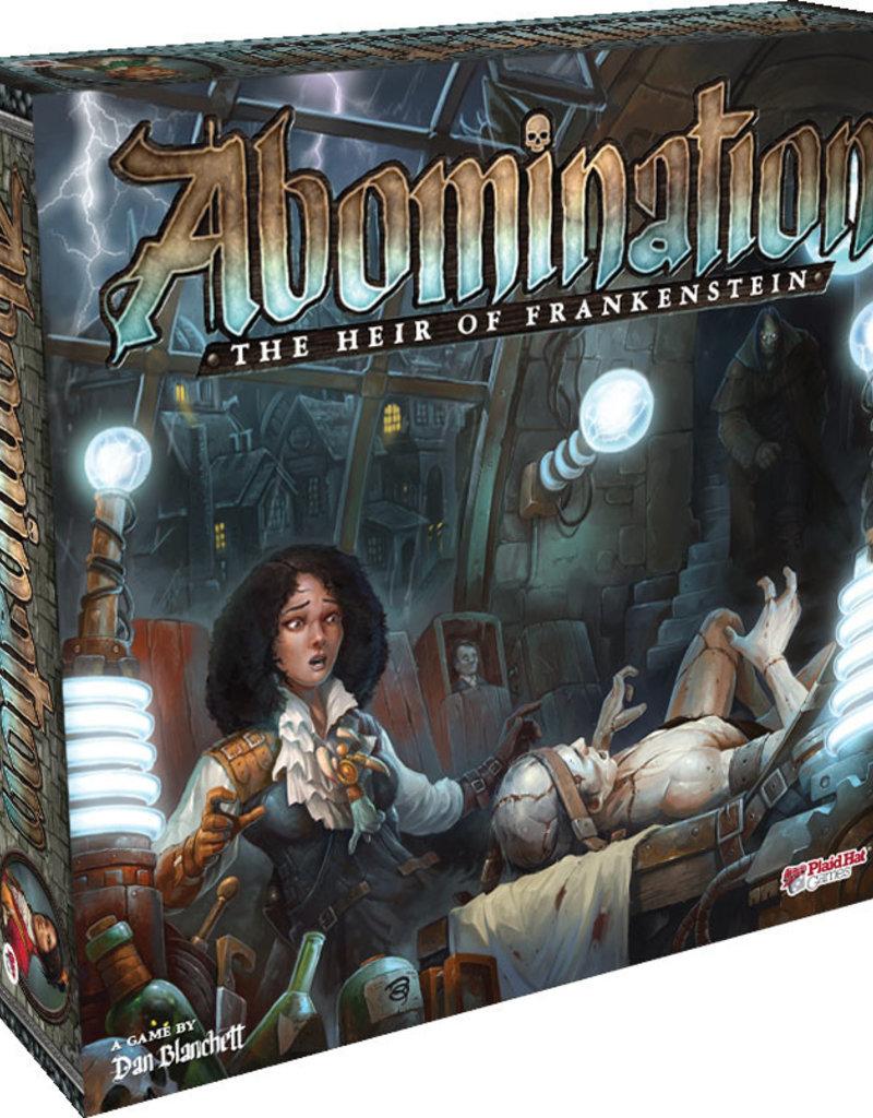 Plaid Hat Games Abomination: Heir of Frankenstien