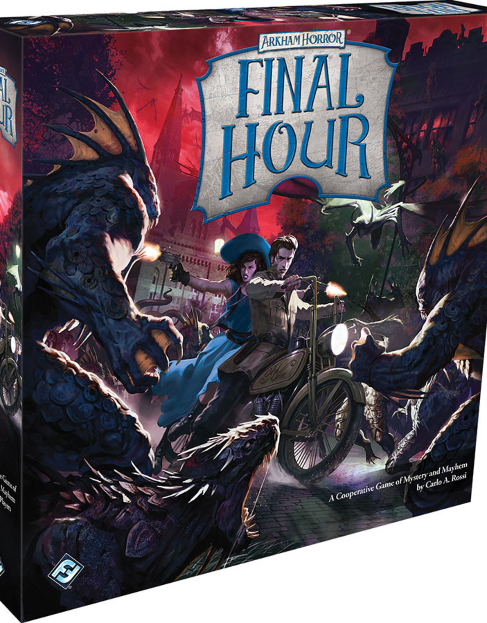 Fantasy Flight Games Arkham Horror: Final Hour