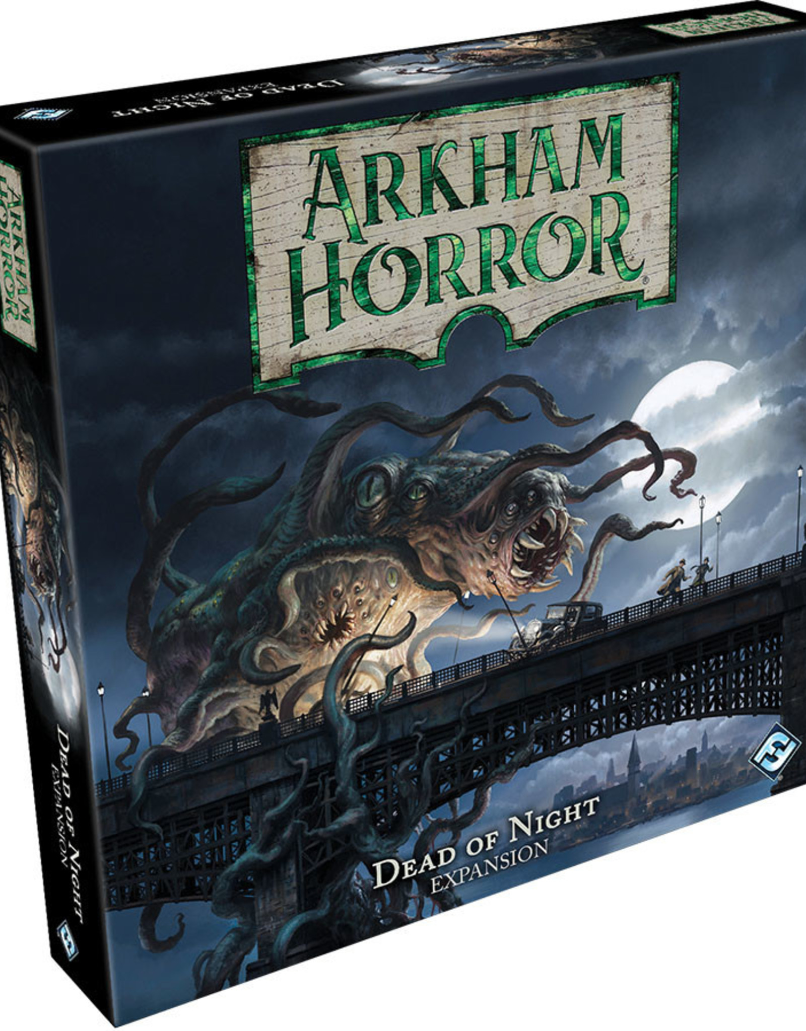 Fantasy Flight Games Arkham Horror 3rd Edition: Dead of Night Expansion