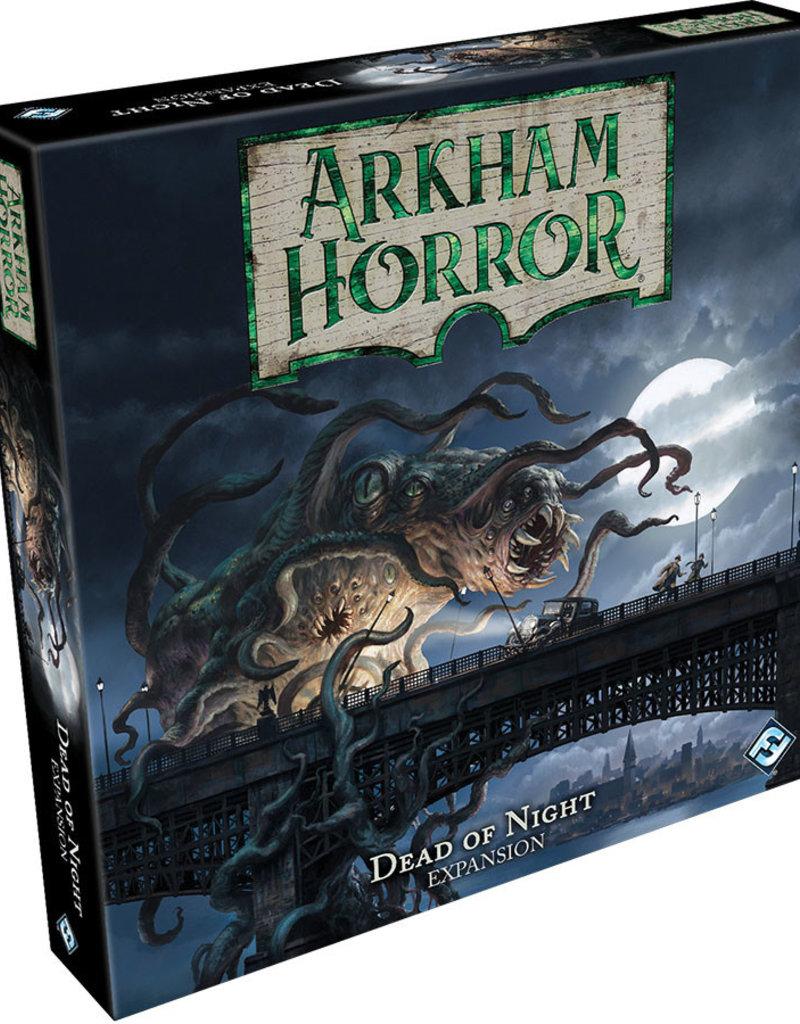 Fantasy Flight Games Arkham Horror 3rd Edition: Dead of Night Expansion