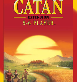 Asmodee: Top 40 Catan 5-6 Player Expansion