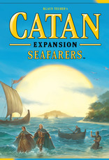 Asmodee: Top 40 Catan: Seafarers Game Expansion