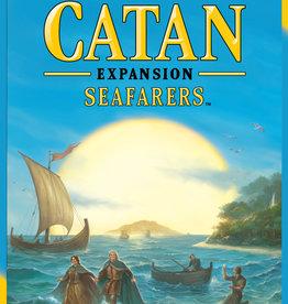 Asmodee: Top 40 Catan: Seafarers Game Expansion
