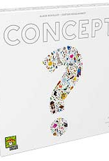 Asmodee: Top 40 Concept