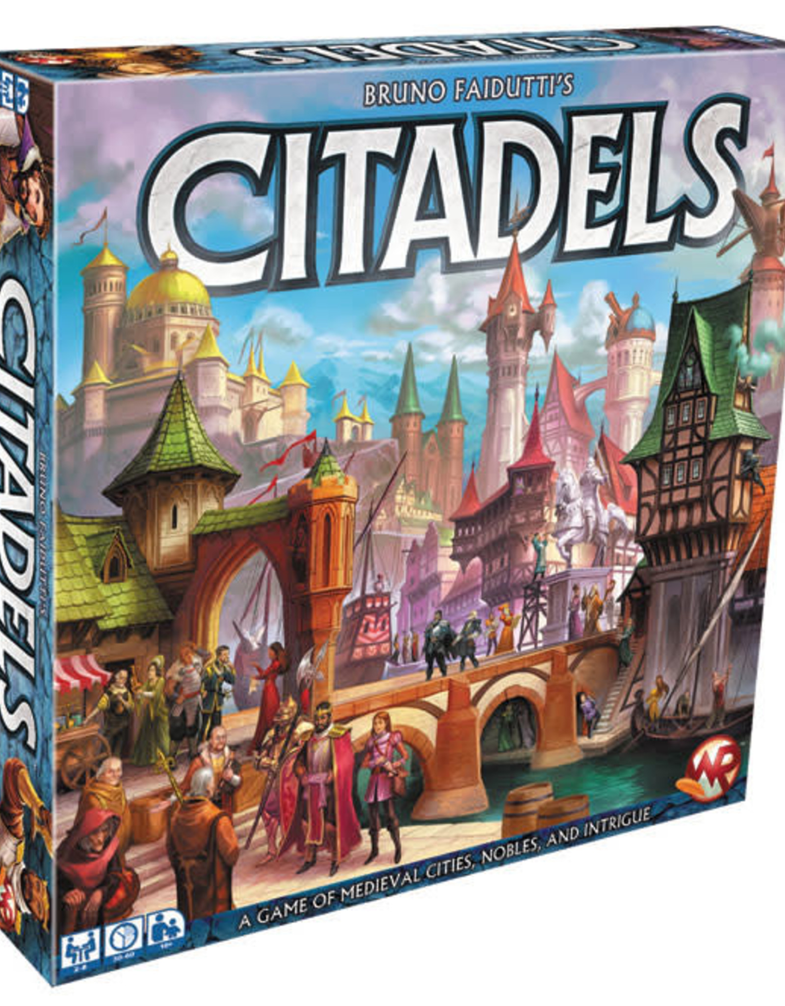 Asmodee: Top 40 Citadels (2016 Edition)