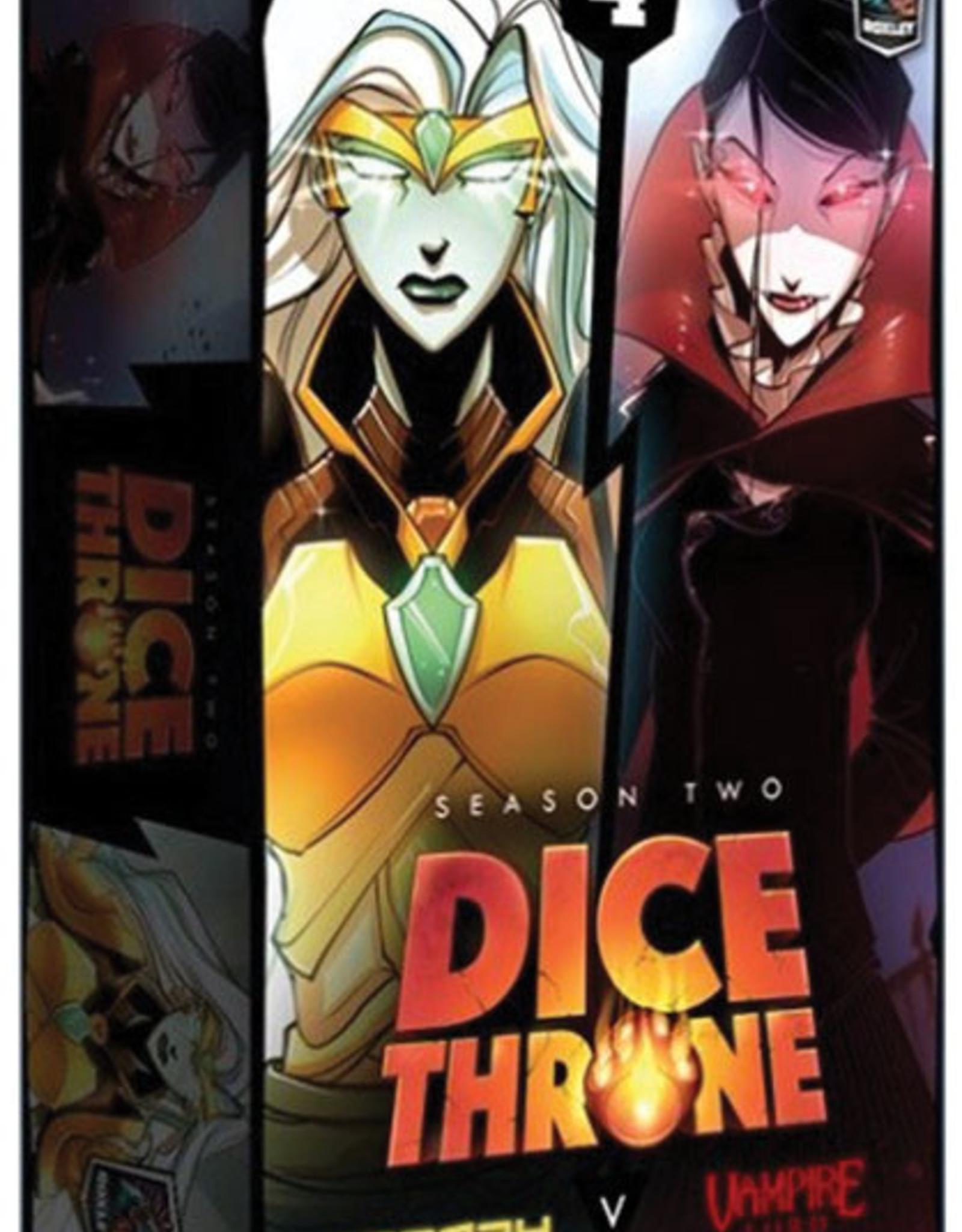 roxley Dice Throne Season 2: Box 4