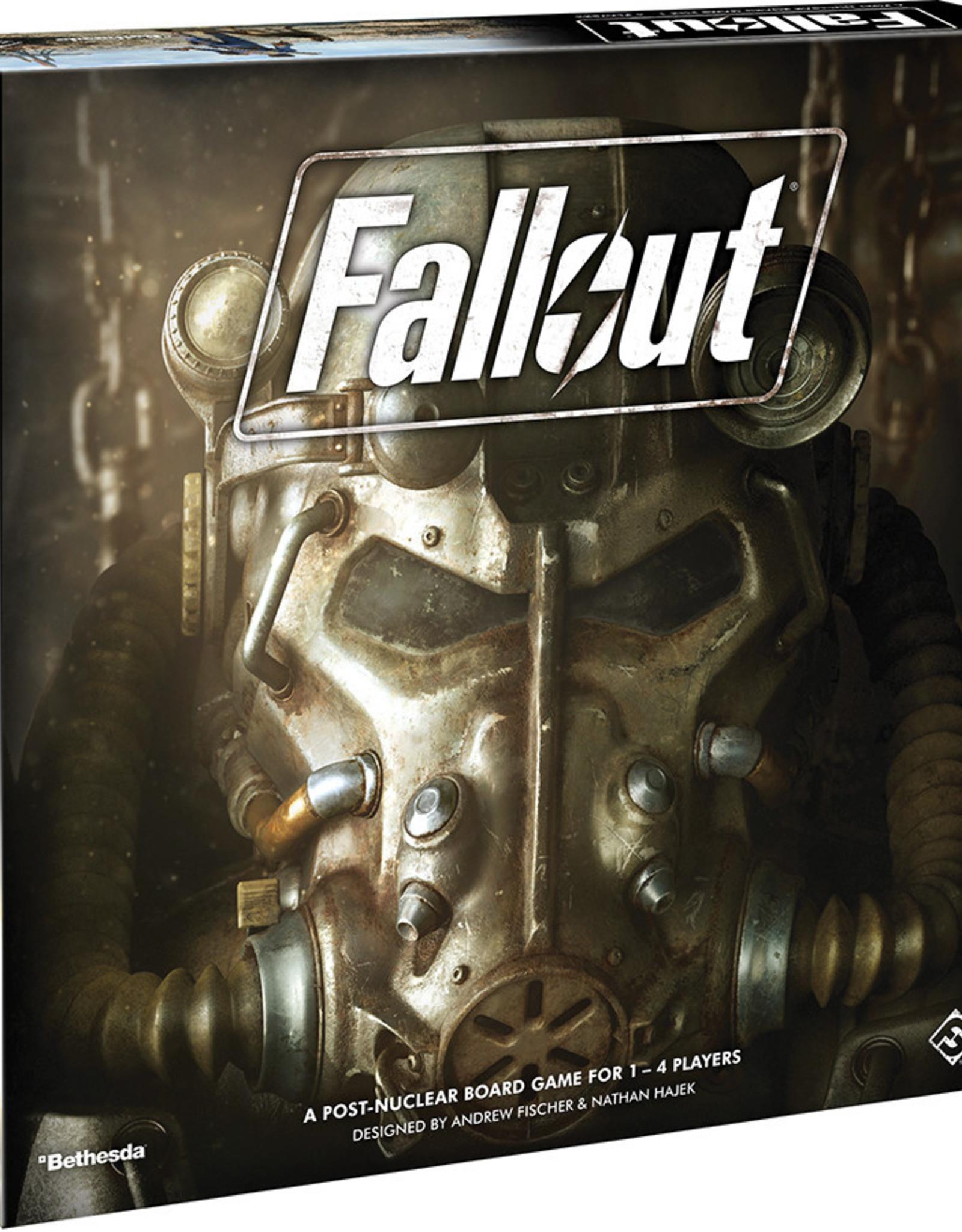 Asmodee: Top 40 Fallout The Board Game